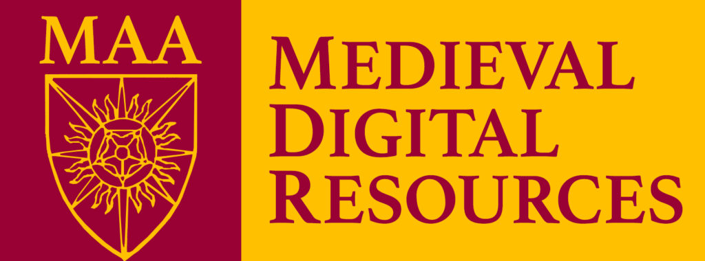 Medieval Academy of America Medieval Digital Resources Link